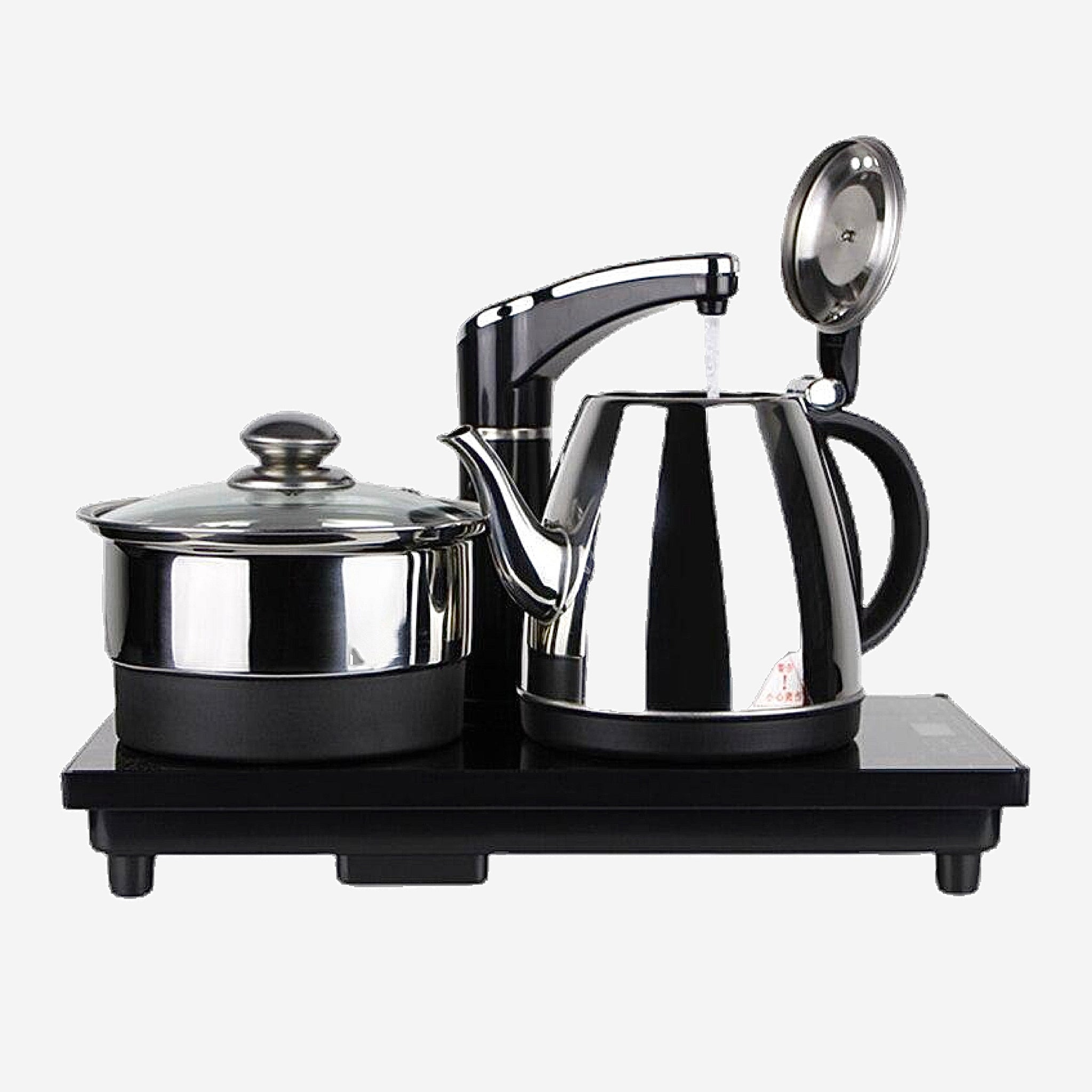 Automatic Water Electric Kettle Tea Set On tap upper stainless steel kettles Trend