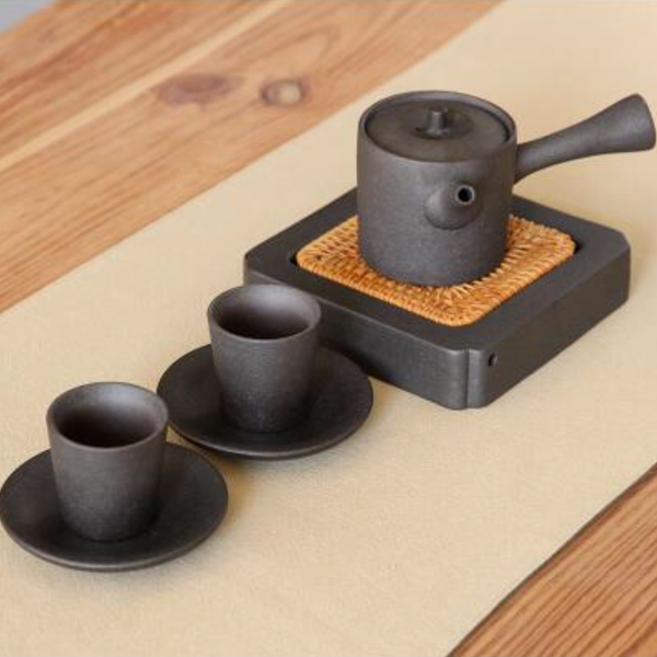Japanese Handmade Ceramic Tea Set