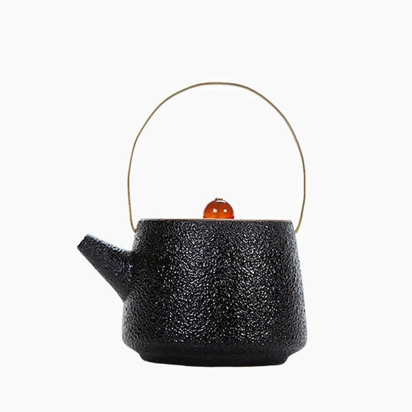 220ML Japanese Classic Teapot Kettle Trend