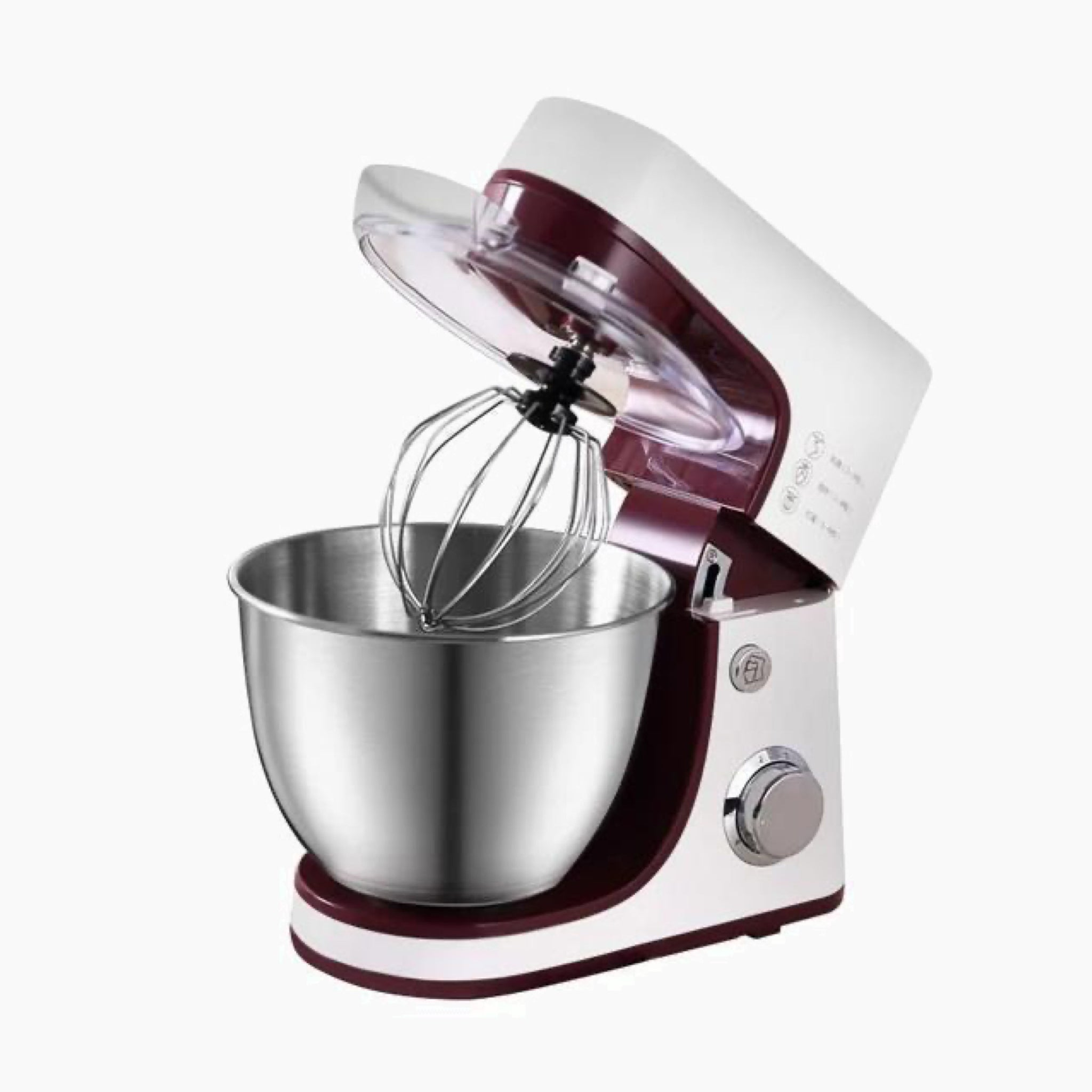 3.5L Stainless Steel Electric Food Mixer Trend