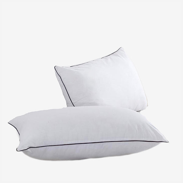 Hypoallergenic Bed Pillows   for Side and Back Sleeper Hotel Collection White Gel Pillow Down Alternative Trend