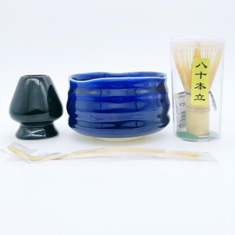 Matcha Tea Set 4-Piece