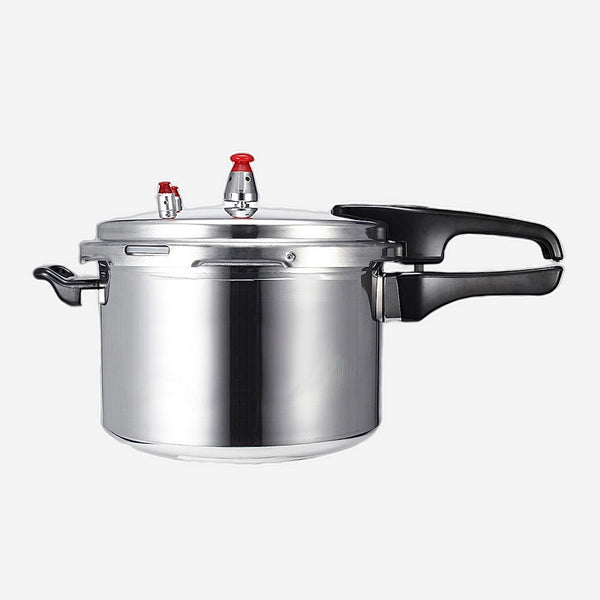 3/4/5L Aluminium Alloy Pressure Cooker Gas Stove Cooking Energy-saving Safety Protection Kitchen Outdoor Camping Cookware Trend