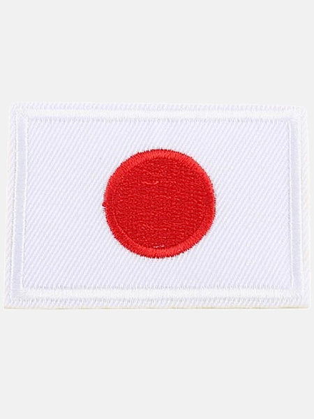 Japan National Flag Patch Trend
