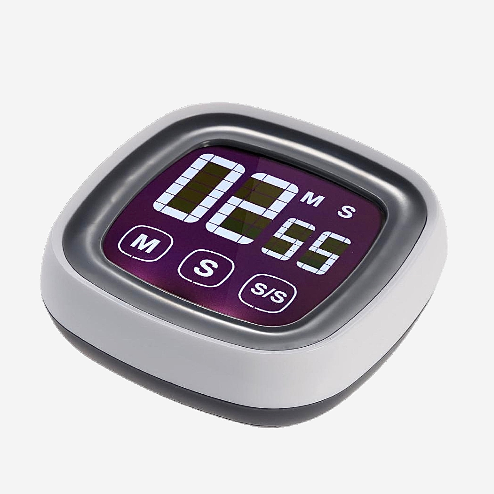 Touch Screen LCD Backlit Digital Timer
