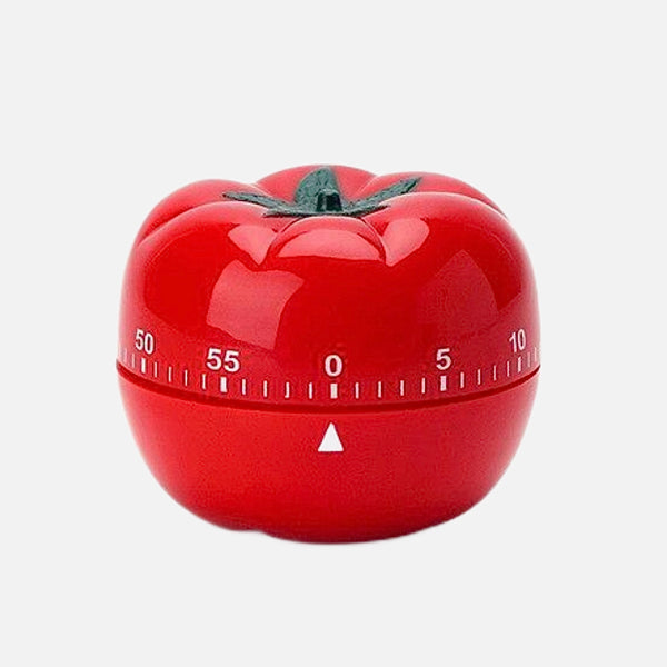 Big Tomato Egg Timer            Mechanical 0-60 minutes countdown cooking timers reminder alarm clock Trend