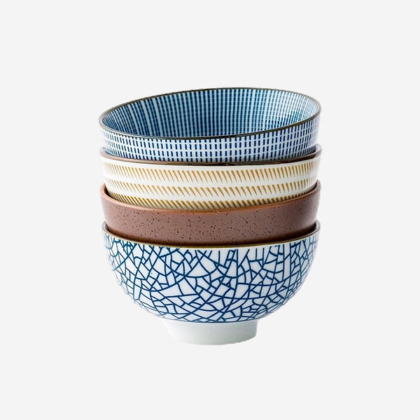 Japanese Kitchen Serveware Serving Bowls and Baskets Trend
