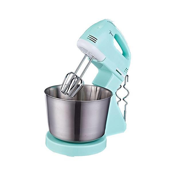 Electric cake batter Mixer Table stand food mixing Handheld mini Eggs Beater Blender Baking Whipping cream Machine 7 Speed Kitchen Bakeware Appliance Accessories