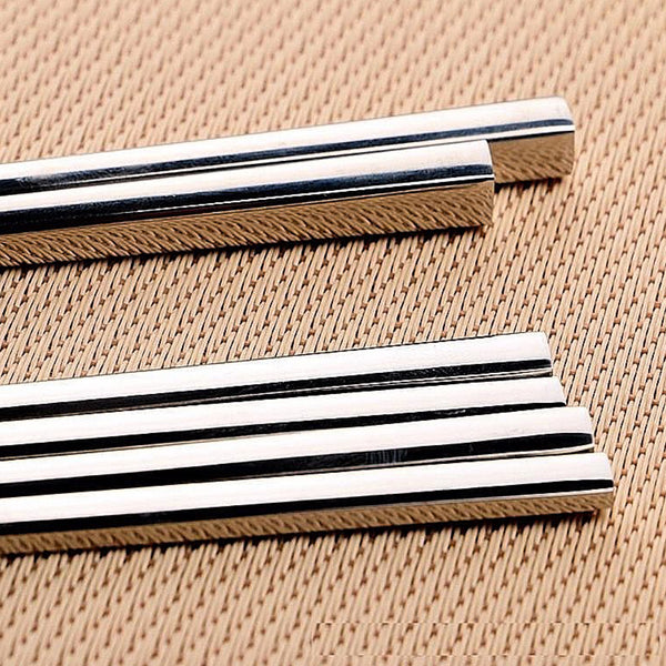 Stainless Steel Chinese Chopsticks Trend