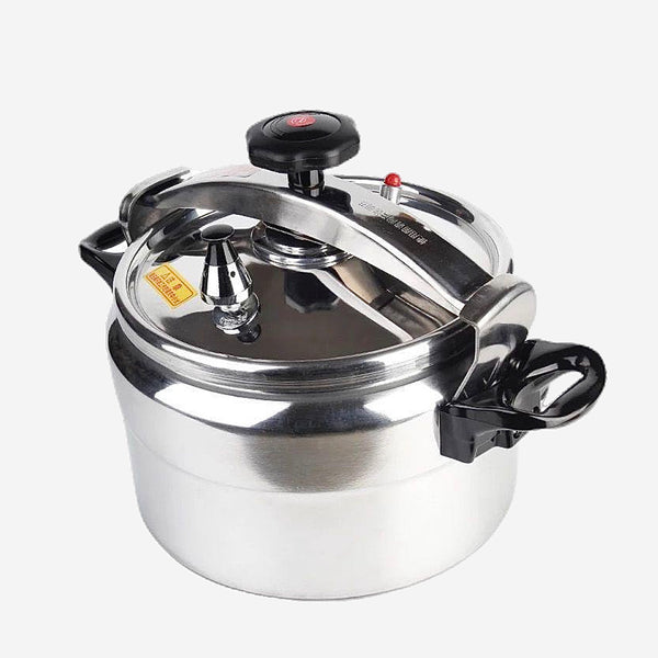 Stainless Steel Pressure Cooker Gas Household Induction Cookers Explosion-proof Pot Trend