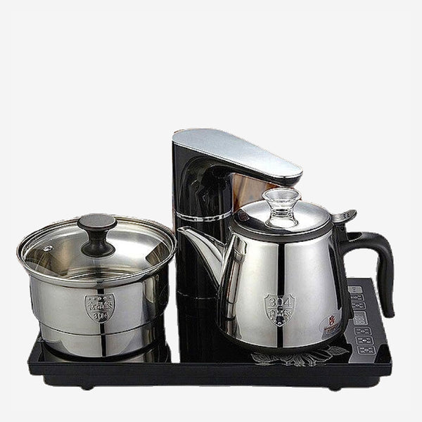 Faucet Teakettle Set Fully automatic upper water electric kettle for sparkling tea Trend