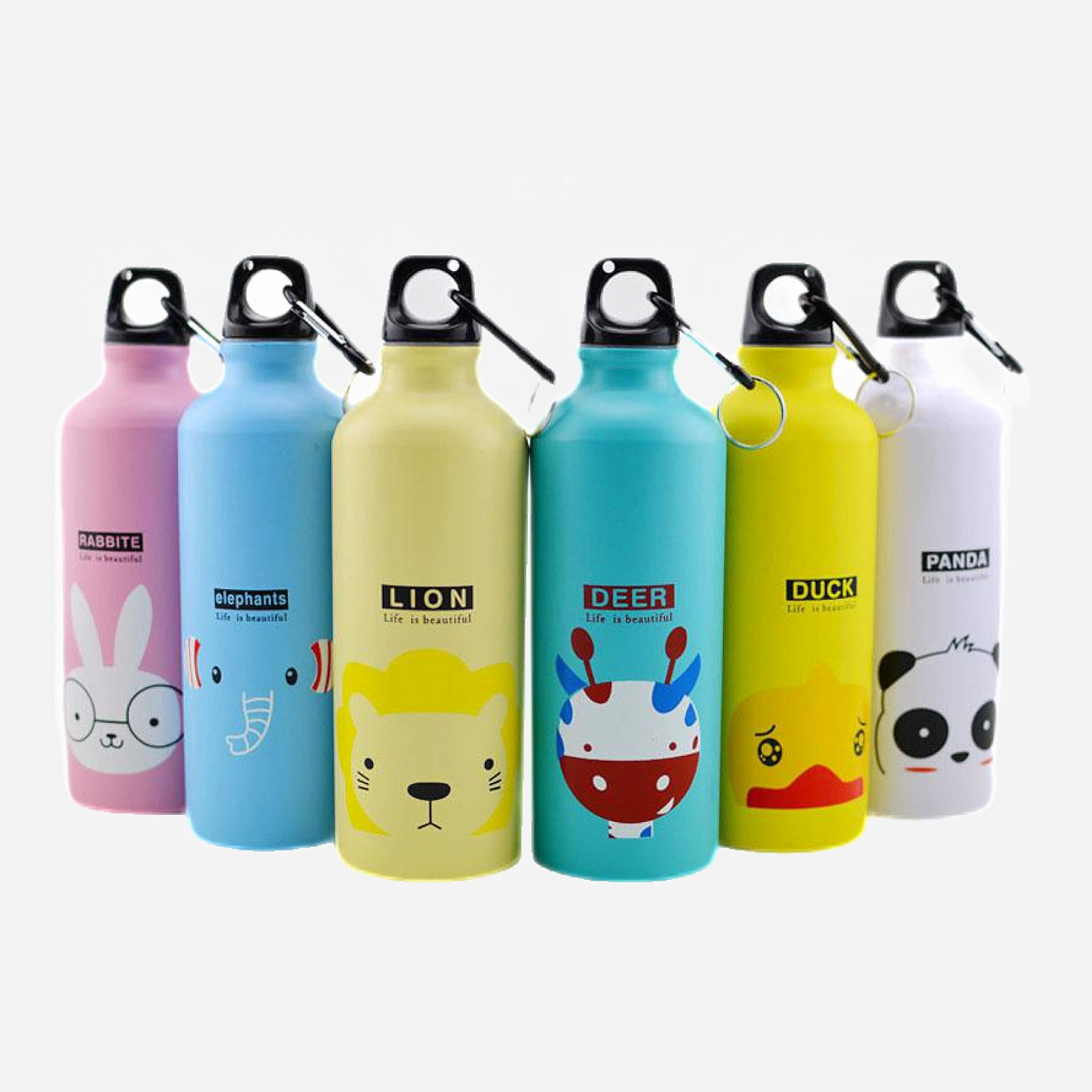 500ML Stainless Steel Sports Thermos Flask Trend