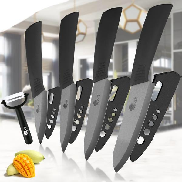 Japanese Ceramic Kitchen Knives Sets Japan Chef Kitchen Tools Accessories Aids