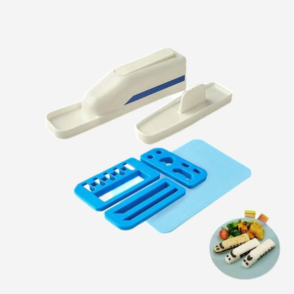 Creative Train Sushi Mold Set Trend