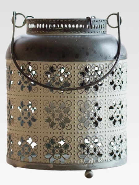 Japanese Art Iron Lantern     Luxury modern romantic candelabra candle holders gift Japan home and garden lanterns decor gifts Trend