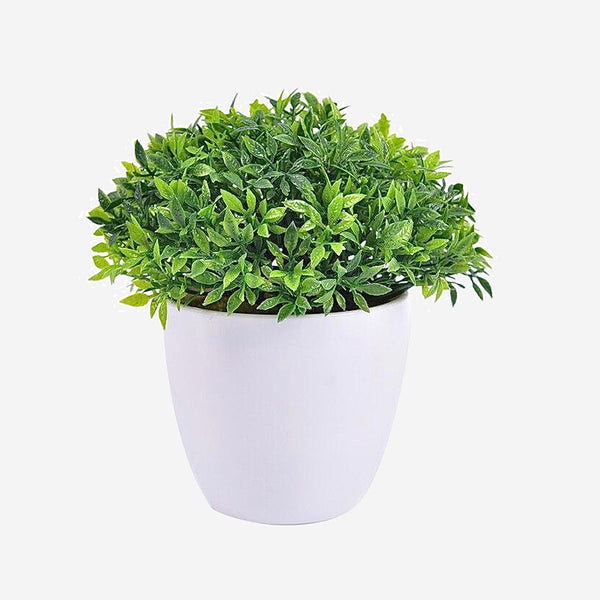 Artificial Potted Bonsai   Small Tree Pot Plant Fake Flowers Ornaments For Home Decoration Hotel Garden Decor Trend