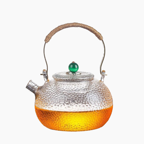 600ml Japanese Heat-resistant Glass Teapot Kettle Trend