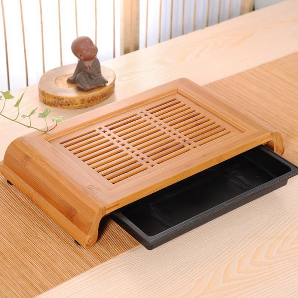 Bamboo Kungfu Tea Tray Table Trend