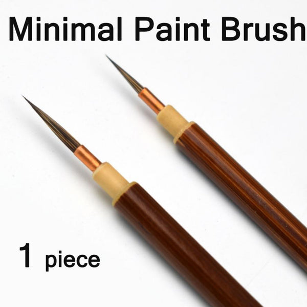 Minimal Japanese Calligraphy Brush line Brush Rabbit Hair writing Brush Pen Japan Calligraphy Painting Art Supplies Stationary Trend
