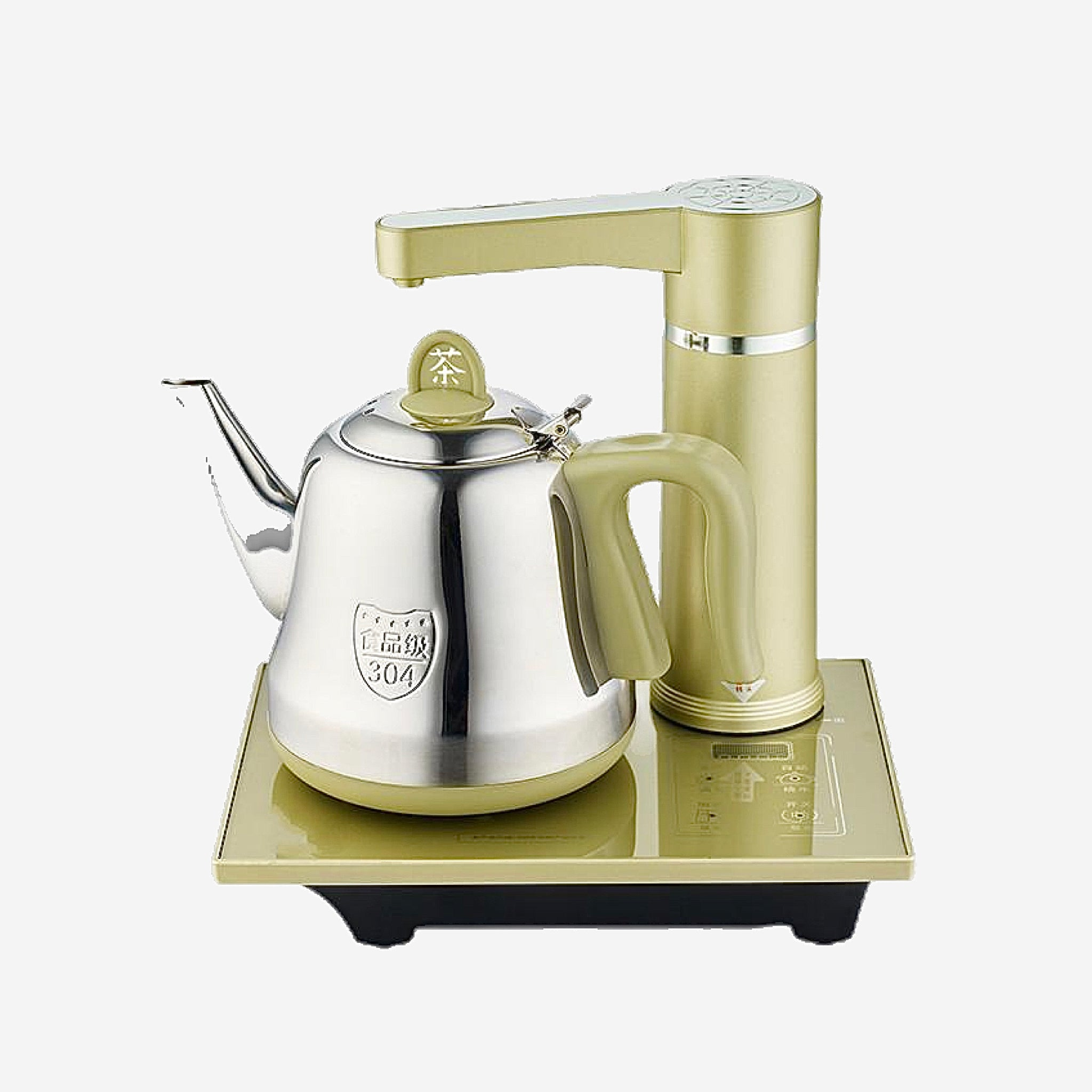 Automatic Water Electric Teakettle Set 304 stainless steel faucet pump sets Trending