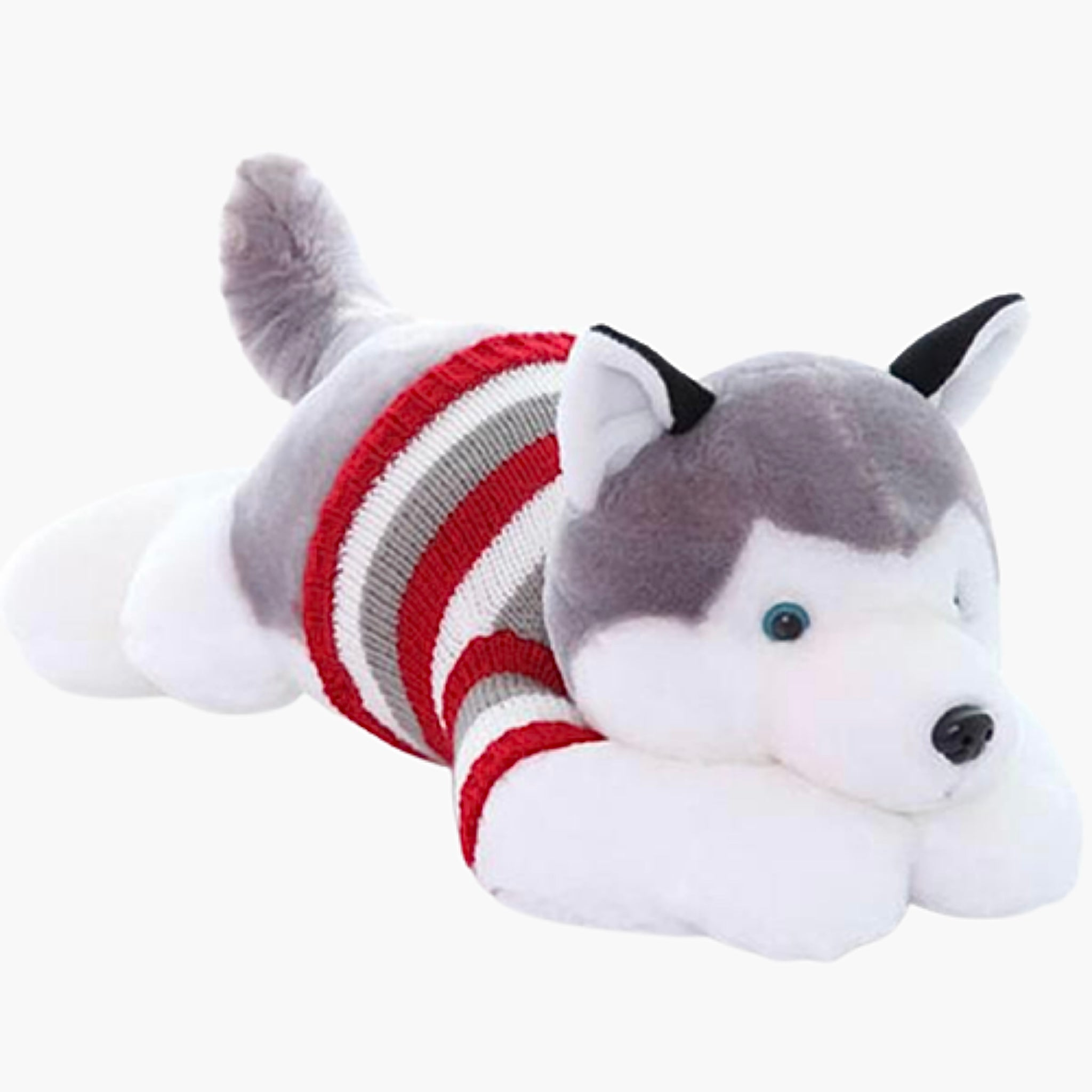 Cute Husky Dog Plush Doll