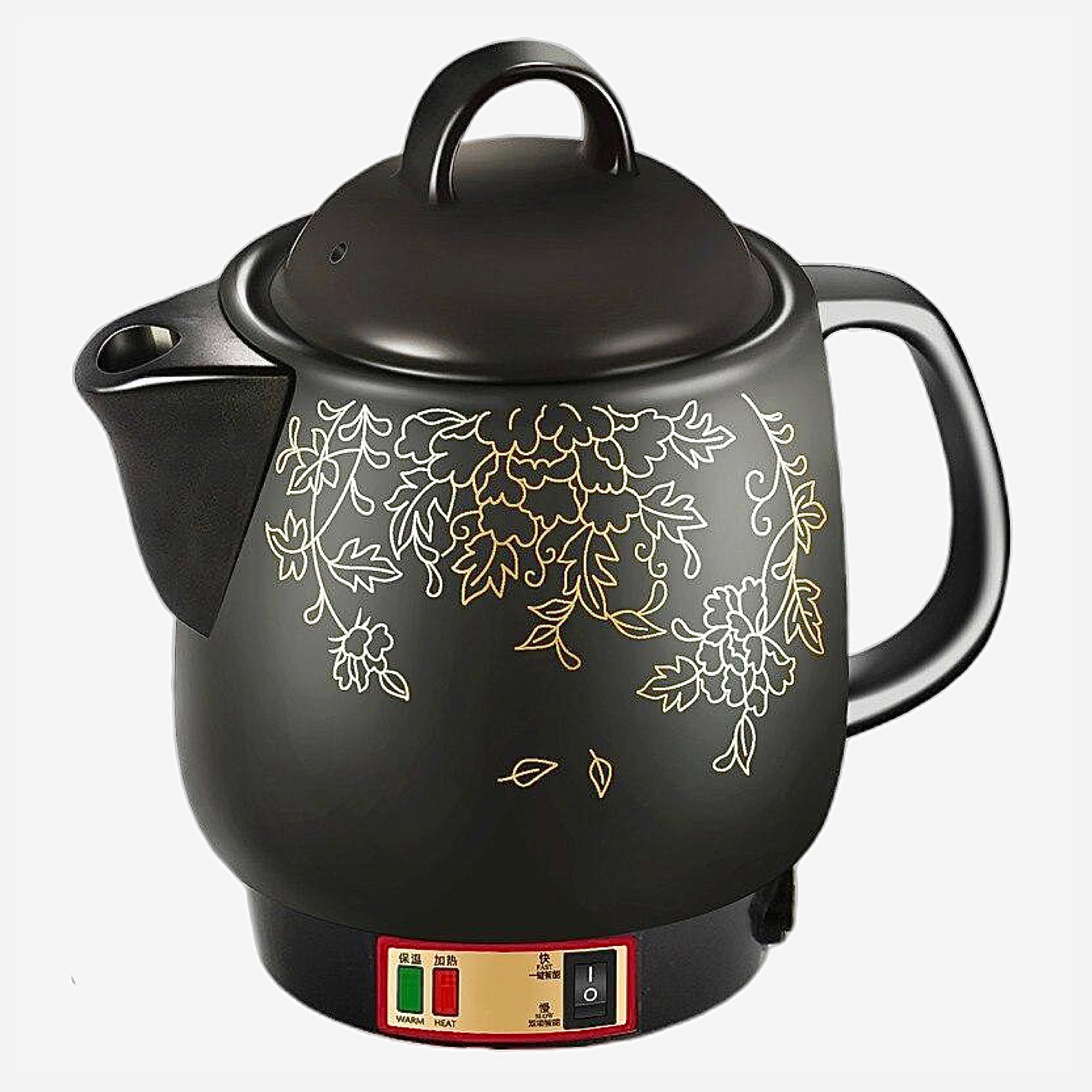 Electric kettle Full automatic decoction of Chinese medicine pot ceramic casserole Trend