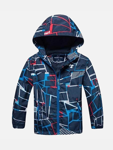 Kids Polar Fleece Windbreaker Trend