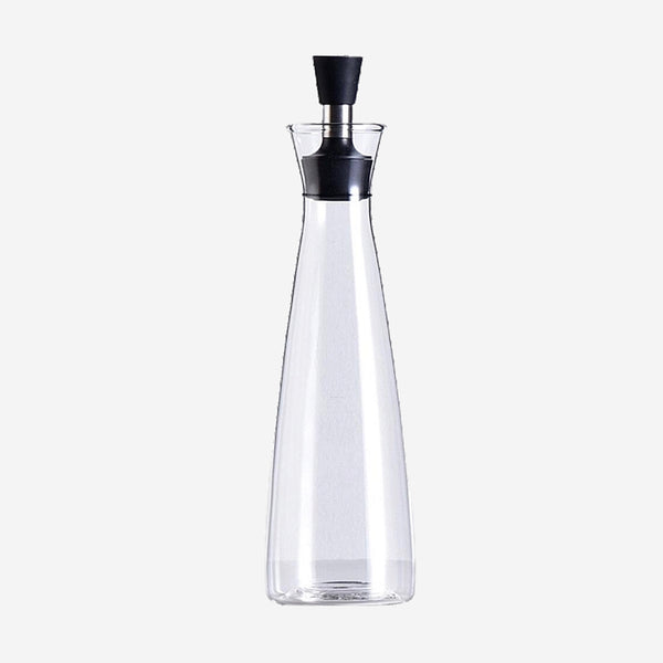 Glass Oil Bottle Leak-proof vinegar soy sauce pot sesame oil spice bottles Household Kitchen supplies Trend
