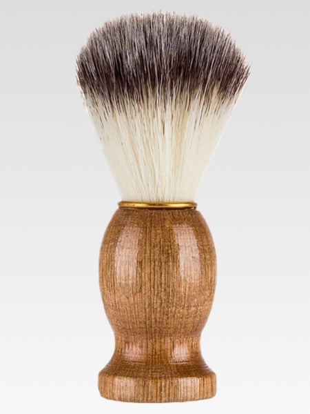 Shaving Brush   Men's barber salon grooming facial beard cleaning Badger hair razor brushes with wood handle Trend