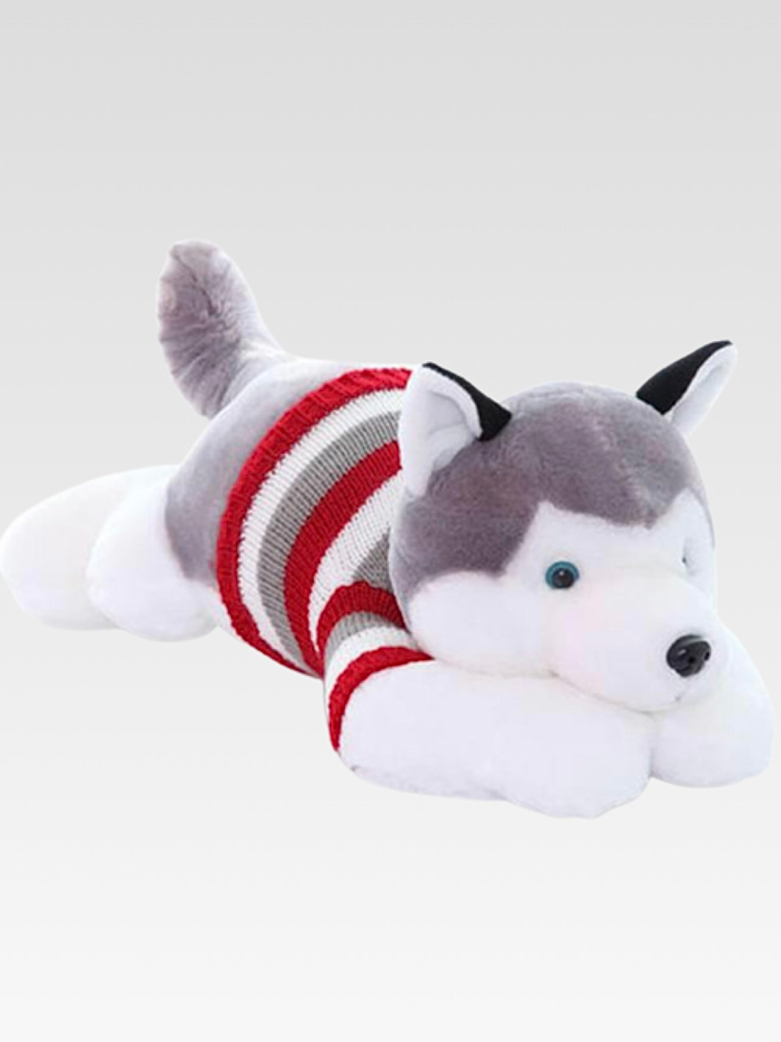 Cute Husky Dog Plush Doll Trend style