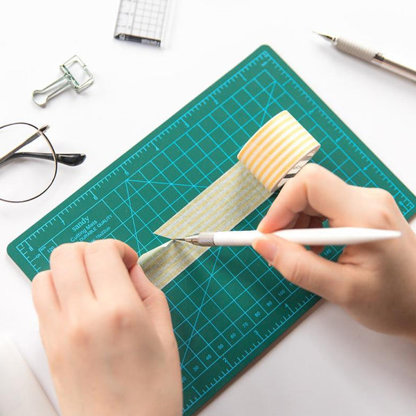 Manual Model Cutting Pad DIY multipurpose engraving Edition paper cutting rail Craft Cutting tool Trend