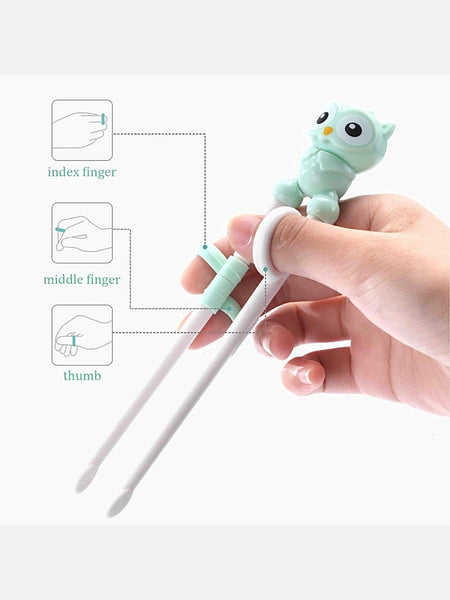 Cute Learning Training Chopsticks Trending