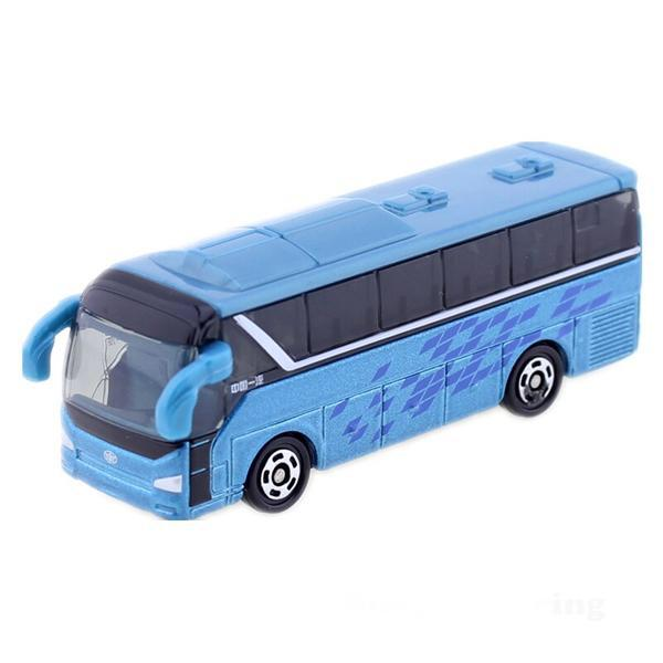 Japanese TOMICA NO. CN-14 FAW JIEFANG KE CHE Bus Blue Special TAKARA TOMY Auto Car Motors vehicle DIECAST Japan Package Toys Playtime