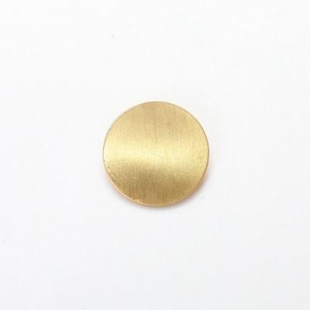 Minimalist Gold Circle Japanese Hair Accessories Metal Triangular-Cut Or Circle Hairpin Contracted Temperament Hair Clip Headwear Accessories