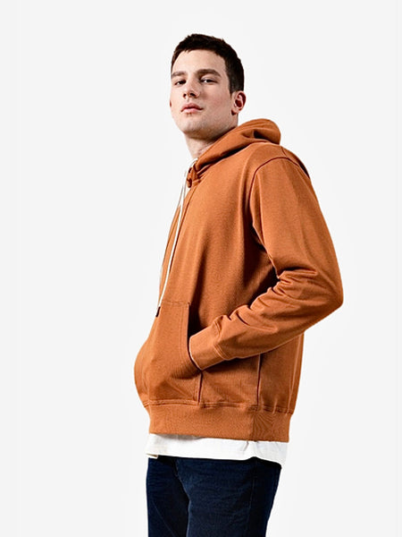 Vintage Soft m:tFit Hoodie  Classic casual caramel cotton m:tFit jogger tracksuits plus size Men's hooded sweatshirts streetwear sportswear Trend