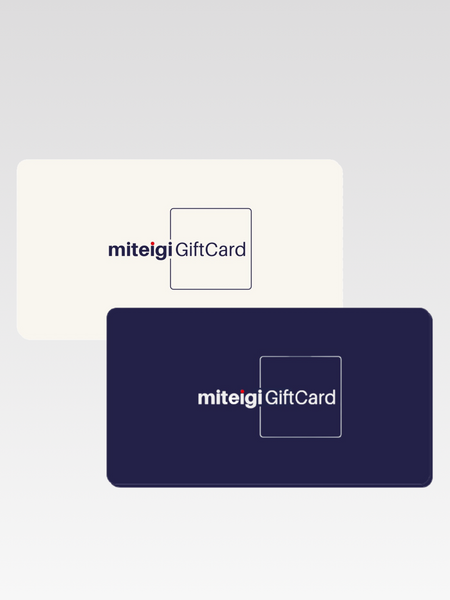 miteigi GiftCard - The Perfect Gift Trending
