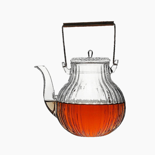Japanese Heat-resistant Glass Teapot Trend