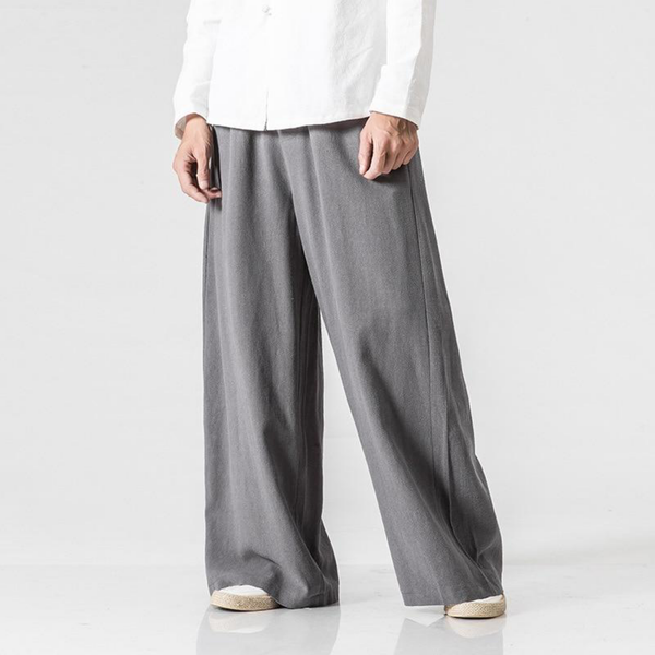 Thin Cotton Linen Pants