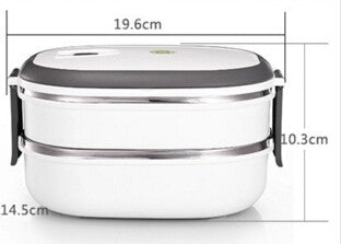 Thermal insulated Bento box