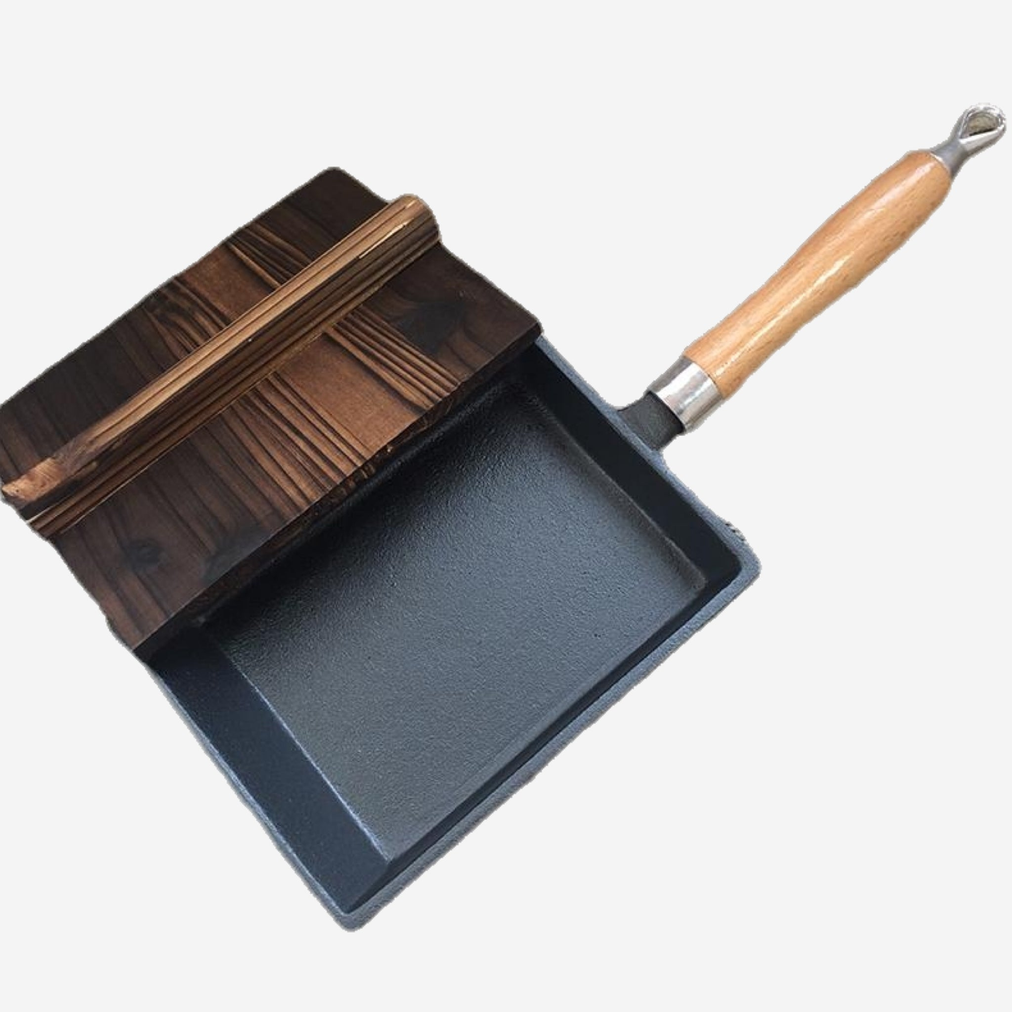 Japanese Cast Iron Tamagoyaki Frying Pans