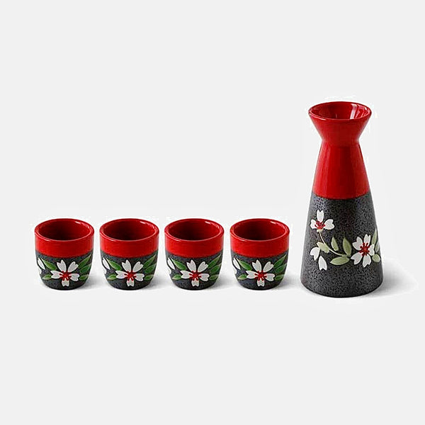 Japanese Sake Pot Set