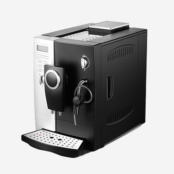 2-in-1 Grinding Espresso Maker Smart coffee machine home automatic pump-type coffee machine milk foam maker 220v Trend