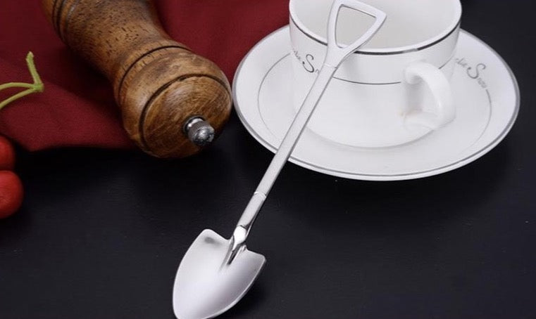 Stainless Steel Shovel Spoon