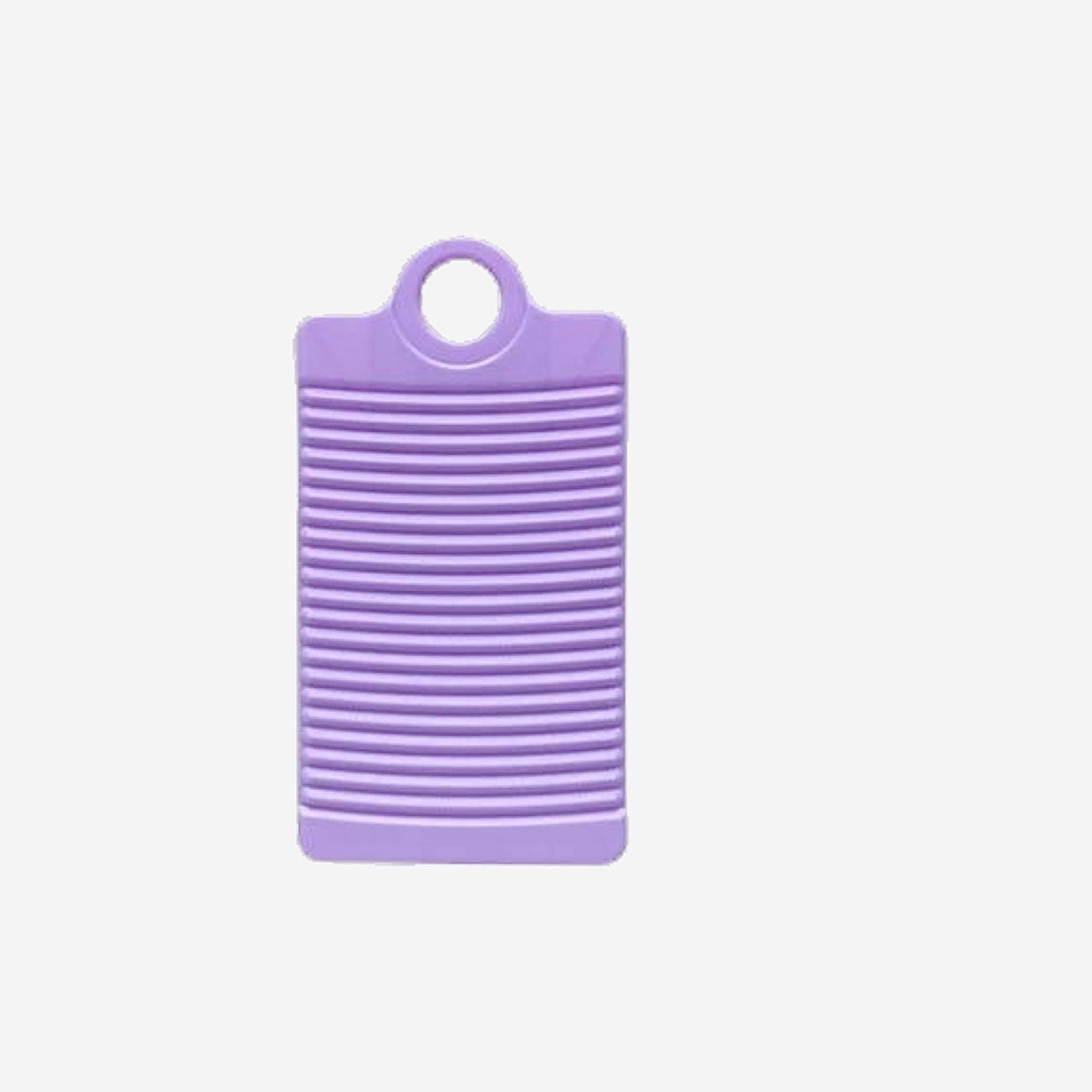 Purple Anti slip Thick Mini Washboard Laundry Accessories Washing Board Clothes Cleaning Tools Trend
