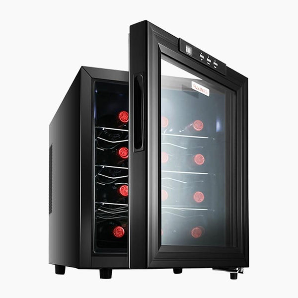 4 Layer Red Wine Refrigerator Cigar Cabinet Trend