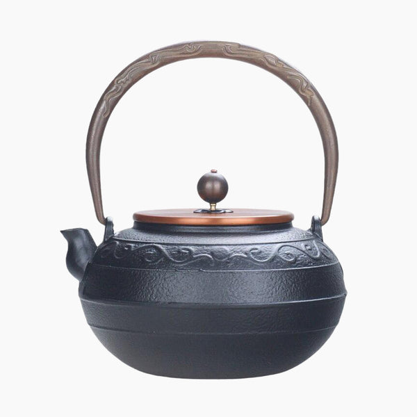 1.3L Japanese Cast Iron Teapot Kettle Trend