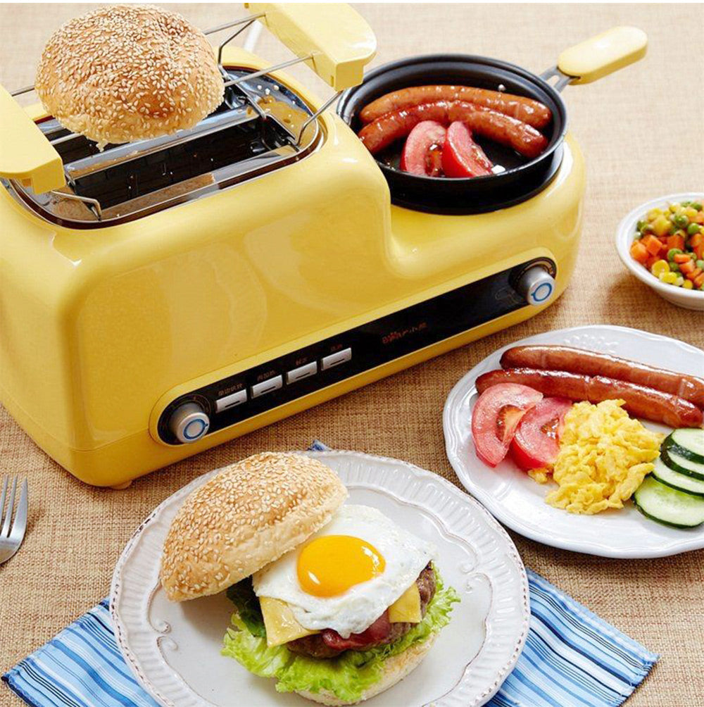 Japanese Multi-Functional Breakfast Cooker