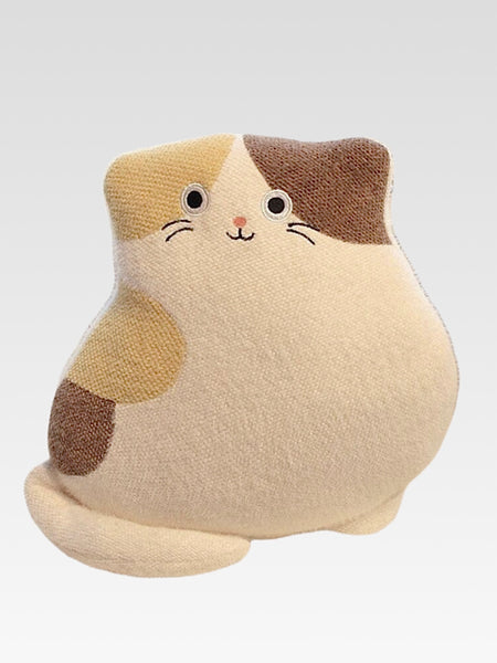 Kitty Cat Plush Doll Japanese Trend