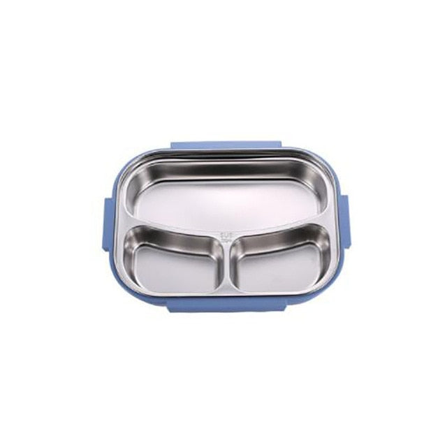 Stainless Steel Japanese Bento Lunch Box Sets