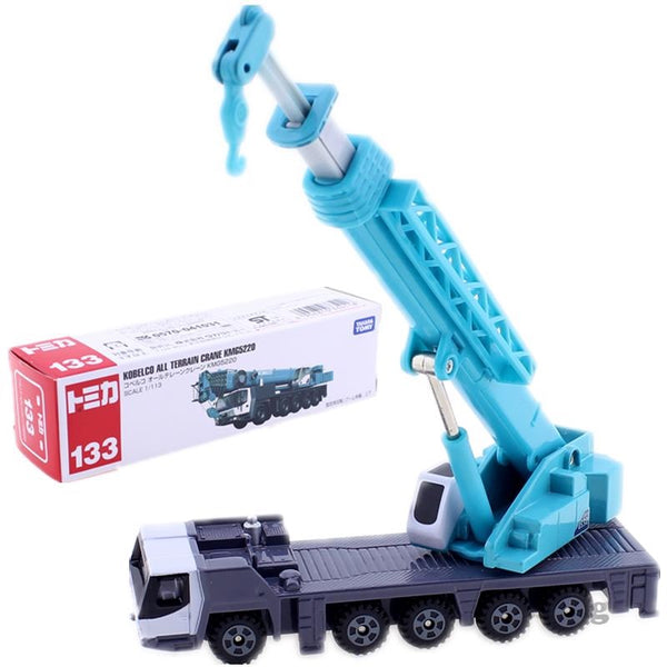 TOMICA  Long Type No.133 KOBELCO ALL TERRAIN CRANE